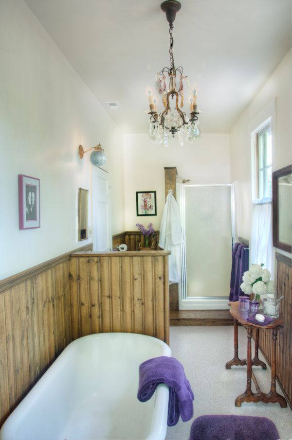 Oak Bath Room