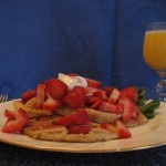 Pickett's Strawberry Pancakes