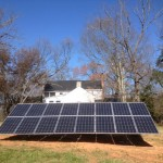 oak grove solar photo