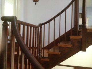 Thomas Day Stairway at Oak Grove Plantation
