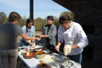Classes at Hudson Heritage Farms